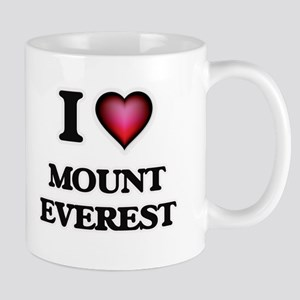 I love Mount Everest Mugs