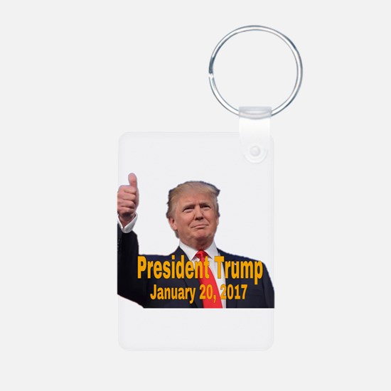 President Trump Keychains