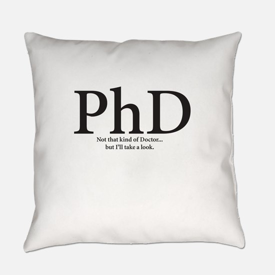 PhD not that kind of Doctor but I'll take a look E