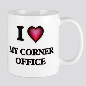 I love My Corner Office Mugs