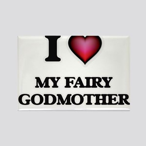 I love My Fairy Godmother Magnets