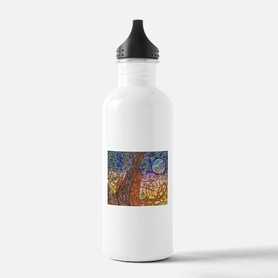 Snow Globe Jitterbug Water Bottle