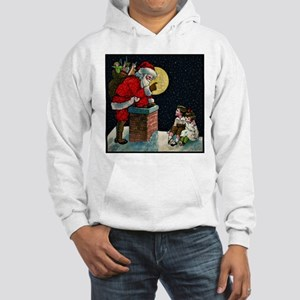 Waiting for Santa Sweatshirt