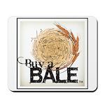 Buy A Bale (Border) Mousepad