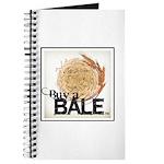 Buy A Bale (Border) Journal