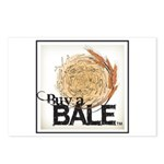 Buy A Bale (Border) Postcards (Package of 8)