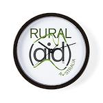 Rural Aid Wall Clock