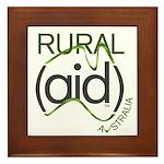 Rural Aid Framed Tile
