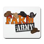 Farm Army Mousepad