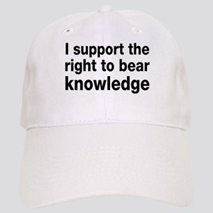 The Right To Bear Knowledge Cap