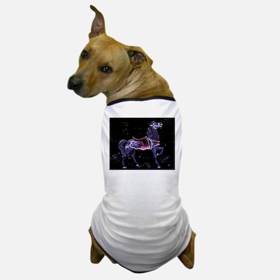 Star Carousel Horse Dog T-Shirt