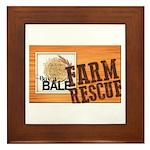 Farm Rescue Framed Tile