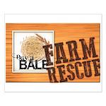 Farm Rescue Small Poster