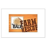 Farm Rescue Large Poster