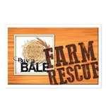 Farm Rescue Postcards (Package of 8)