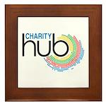 Charity Hub Framed Tile