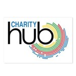 Charity Hub Postcards (Package of 8)