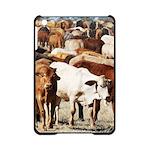 A Herd of Cattle iPad Mini Case