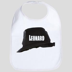 Leonard Baby Bib