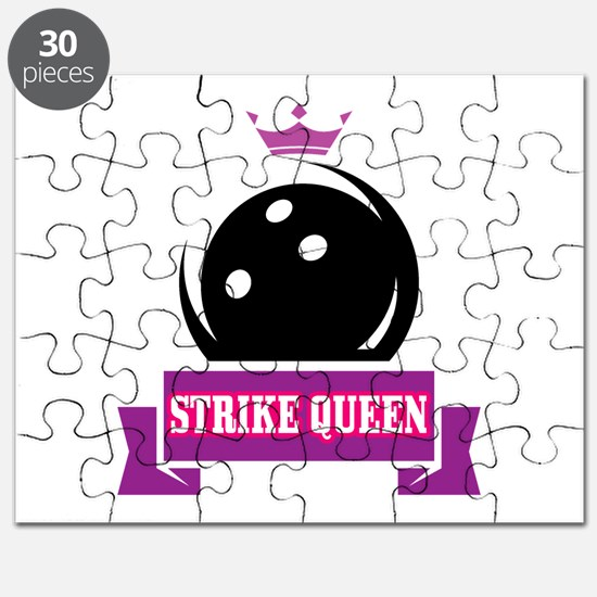 Bowling Strike Queen Puzzle