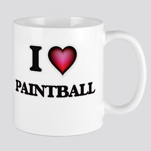 I love Paintball Mugs