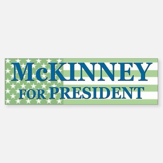 Cynthia McKinney Bumper Bumper Bumper Sticker