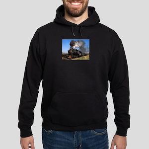 Antique steam engine train Sweatshirt