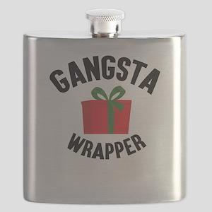 Gangsta Wrapper Flask