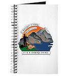I Bought A Sheep Mountain Journal