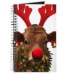 Christmas Cow Journal