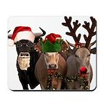 Santa & Friends Mousepad