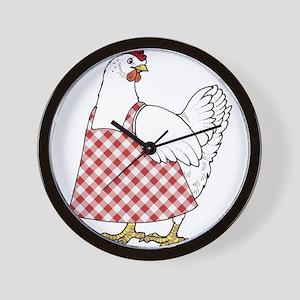 Winner Winner Chicken Dinner Wall Clock