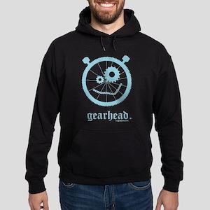gearhead_blue Sweatshirt