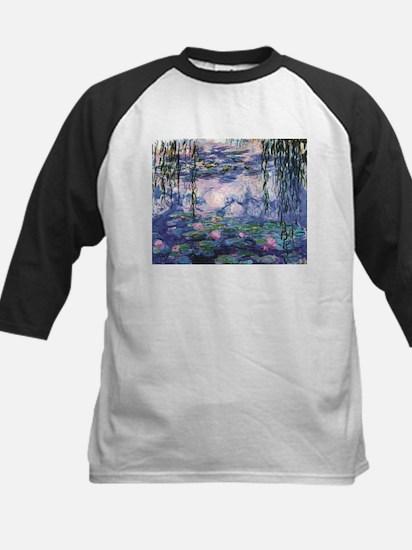 Monet's Water Lilies Baseball Jersey