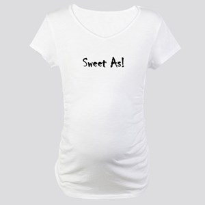 Sweet As 3 Maternity T-Shirt