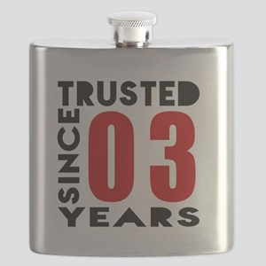 Trusted Since 03 Years Flask