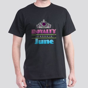 Royalty is Born in June T-Shirt