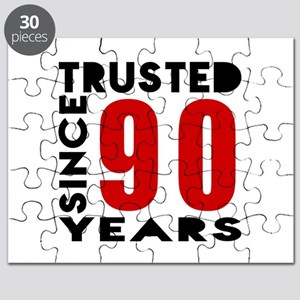 Trusted Since 90 Years Puzzle