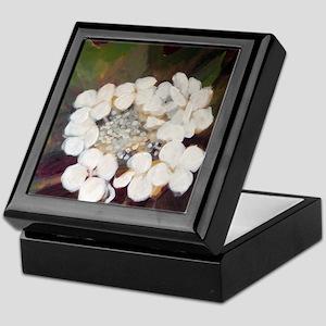 Oakleaf Hydrangea Keepsake Box