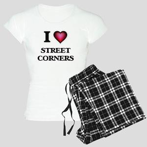I love Street Corners Pajamas