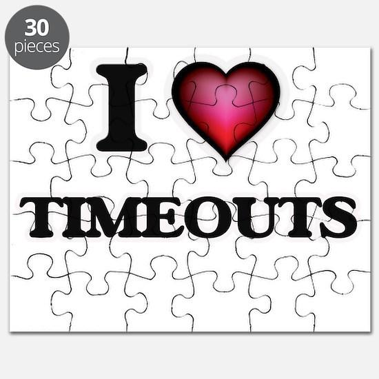 I love Timeouts Puzzle