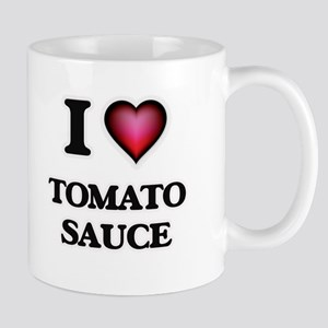 I love Tomato Sauce Mugs