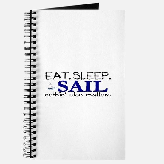 Eat Sleep Sail Journal