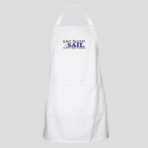 Eat Sleep Sail BBQ Apron