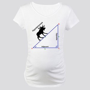 hypotemoose Maternity T-Shirt