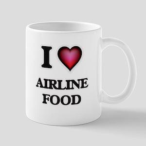 I love Airline Food Mugs