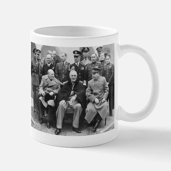 The Big Three Mugs