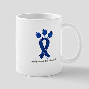 helping people help their pets Mugs