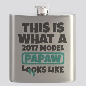 THIS IS WHAT A 2017 MODEL PAPAW LOOKS LIKE Flask