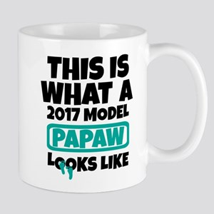 THIS IS WHAT A 2017 MODEL PAPAW LOOKS LIKE Mugs